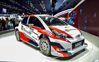 Yaris WRC microsoft