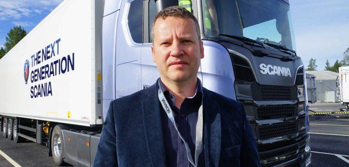 Scania R ja S Toomas Uibo