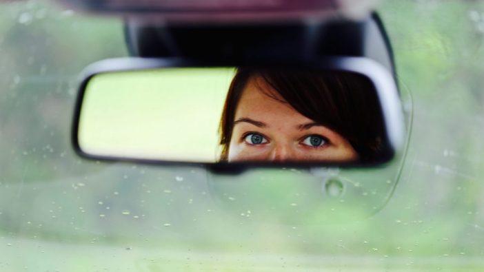 viis naine peegel silmad opel