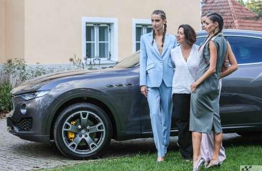 Maserati Levante Oksana Tandit