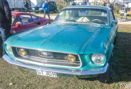 Ford Mustang Coupé, 3.3 R6, 1968