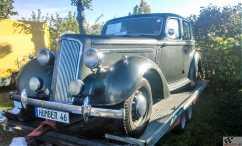1946 Humber-Hawk, 2000 CCM. 17 500€