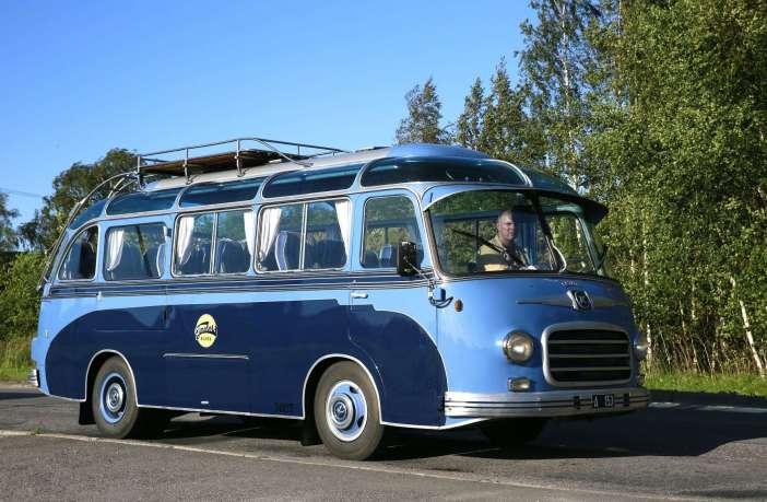 buss setra s6