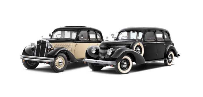 Škoda Superb 640, 1935 ja Superb 3000, 1939