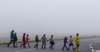 Uuring: jalakäijad on kõige viisakamad liiklejad, vähemalt Soomes on see nii