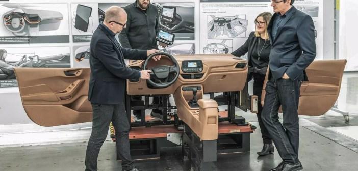 Mis toimub autotööstuse kulisside taga? Külas Fordi disainikeskuse gurudel