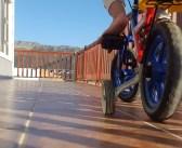 Jalgrattasõidu ABC: Jalgratas peab sobima lapse vanuse, kasvu ja kehakaaluga