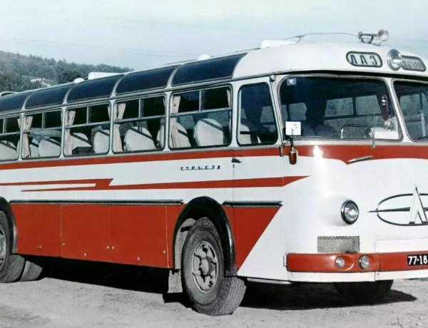 Põnev ajalugu: Nõukogude eksperimentaaltehasest Ukraina bussitööstuse uhkuseks