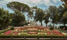 Angiolina park Opatija's