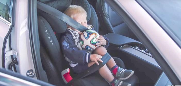 Autosõidu ABC: kuidas valida lapsele turvatooli ja seda õigesti kasutada? Vaata videot!