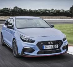 Hyundai vinge kuumpära i30 N sai Eestis hinnad. Reklaamklipp pole mõeldud nõrkadele