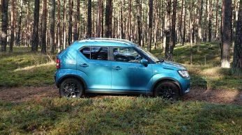 Suzuki Ignis II põlvkond
