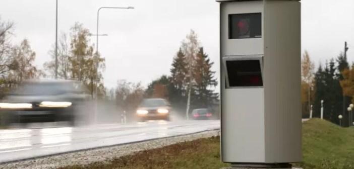 Kellele hea, kellele halb uudis: üle 200 kiiruskaamera trahvi tühistatakse