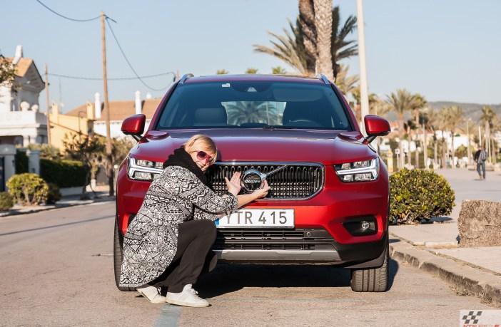 volvo xc40 maailma naiste aasta auto