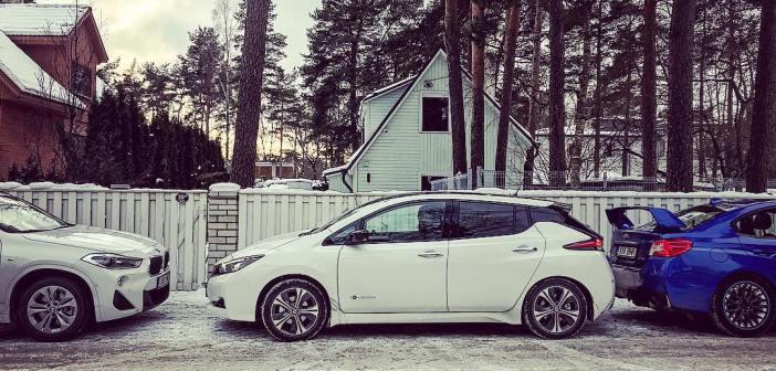 SUUR EKSPERIMENT: uue Nissan Leaf elektriautoga Tallinnast Genfi, autonäitusele – kas see on võimalik?