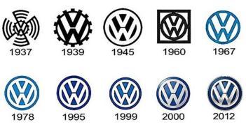 Volkswagen kohendab embleemi elektriajastu tarvis