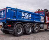 Soomlased said valmis võimsa hübriidajamiga raskeveoki SISU Hybrid