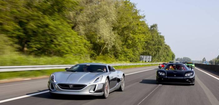 Rimac ja Porsche panid viilu leiba ühte kappi: oodata on särtsakaid hüperautosid