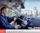 Eksperiment: kas auto või jalgratas? Tipptunnil võidu Balti jaama poole