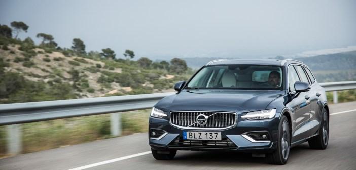 Uus Volvo V60: seda ostaksid nii veganid kui ka kassid, kui nad roolida oskaksid