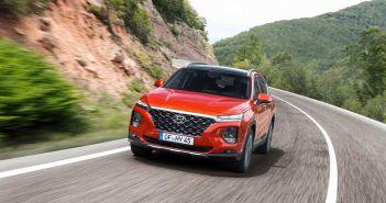 Pilk peale, käsi külge: Hyundai Santa Fe murrab maasturiskeptiku eelarvamusi