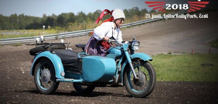 21. juulil toimub kolmas MotoNostalgia: ole kohal ja naudi päeva!