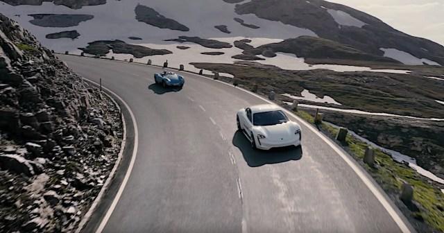 58e319a5e80 VIDEO: Austria kuulsaim kõrgalpitee Porsche Taycani ja Mavic 2 pilgu läbi –  Accelerista