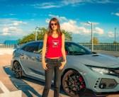 VIDEO Viisakas kurinahk Honda Civic Type R