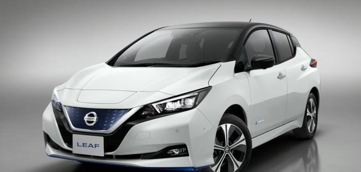 """62 kWh akupakk, 5 aastat garantiid ja """"e+"""" – võimsam Nissan Leaf on esitletud"""