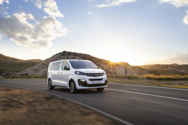Mis see on!? Opel pani kokku Vivaro ja Zafira. Tulemuseks Zafira Life – mahtur