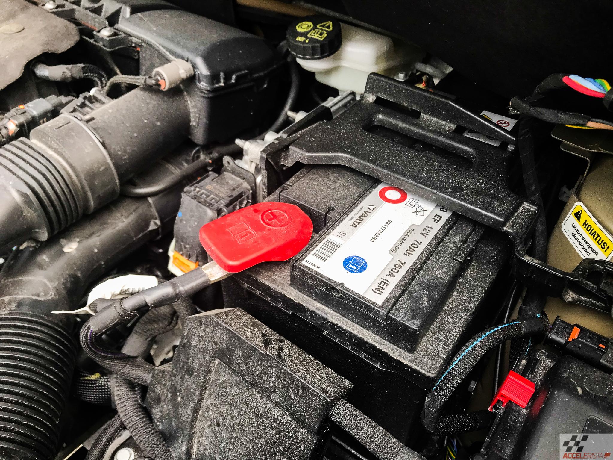 a30930764f5 Talvesõidu ABC: viis nippi, kuidas auto aku eluiga pikendada ...