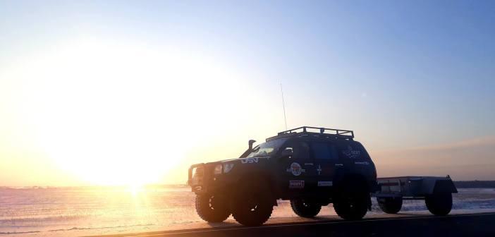 Vene riigiduuma arutab ettepanekut, rajada Kaug-Põhja tasulised maanteed