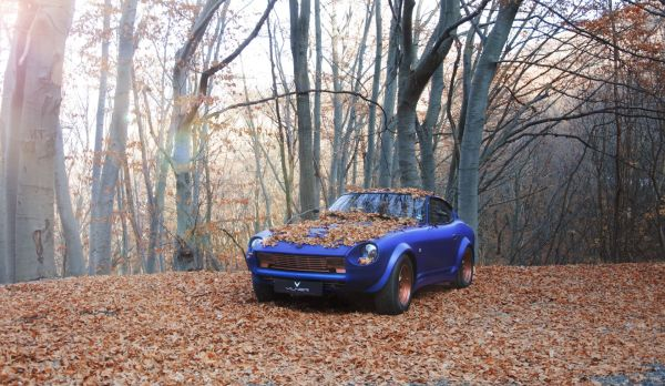 Imetle, kadesta ja osta ära: vanast Datsun 280Z-st sai Vilneri käe all erakordne ahvatlus