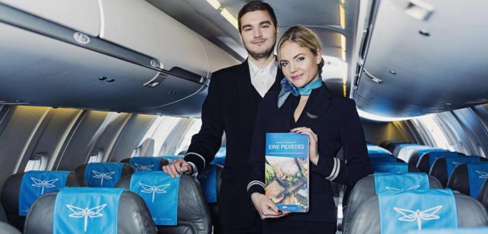 Norwegian lubab mees-lennusaatjatel end meikida, kuidas on lood Nordica pardal?