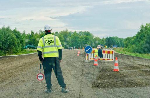 liikluse reguleerija kõige siledamat teed