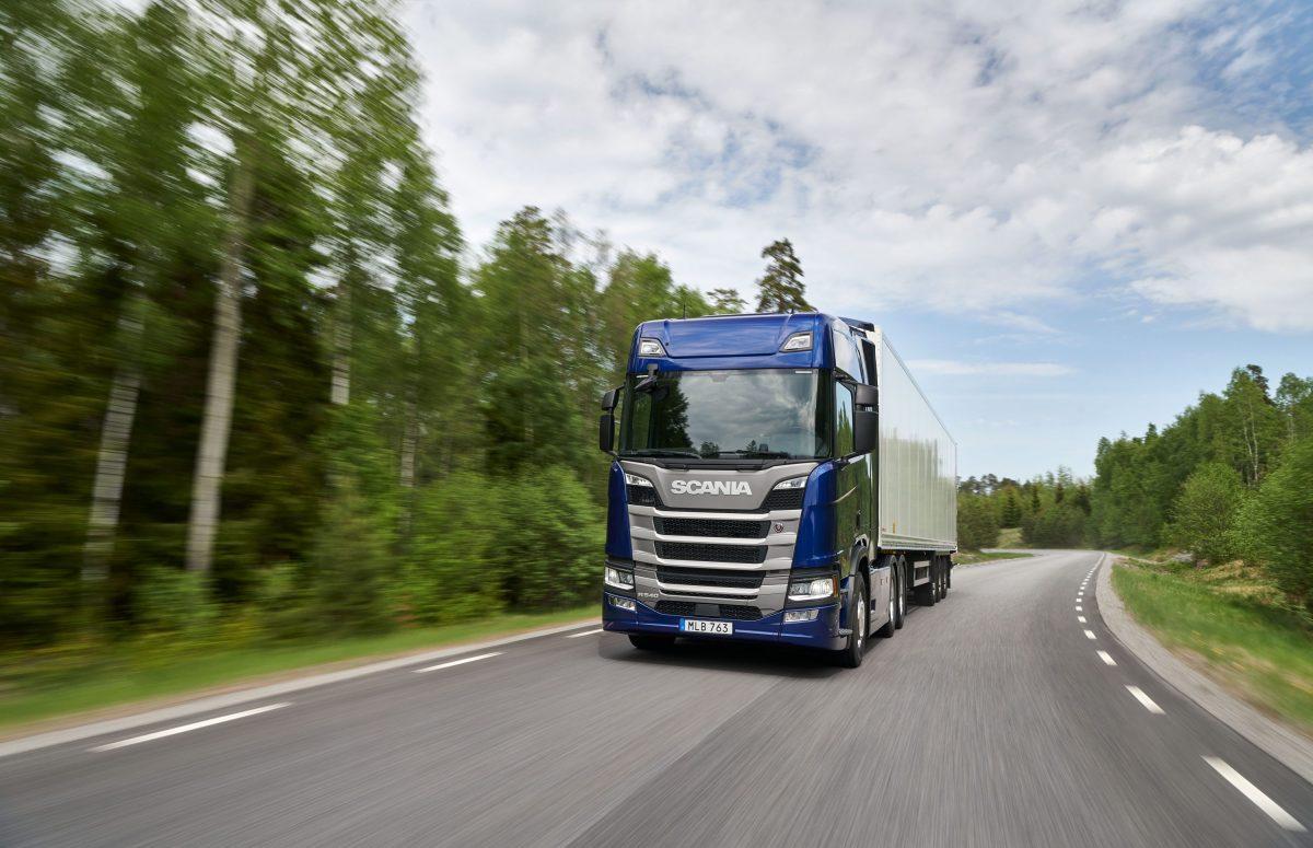 Scania R5 ja R6 mootorid uuenevad, lisandus senisest võimsam jõuallikas