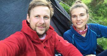 """""""Peaaegu iirlased"""" Anu Uulimaa ja Gert Meoste jõuavad üle kahe aasta Eestisse"""