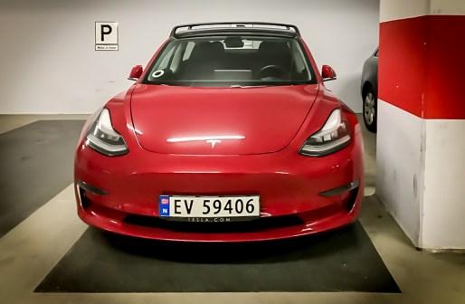 tesla model 3 elektriautode toetusmeede