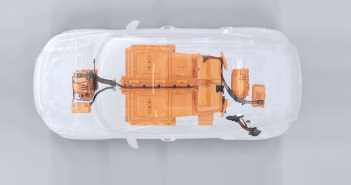 Volvo XC40 nunnumaasturi e-versiooni aku pandi turvapuuri, uudseid lahendusi on rohkemgi