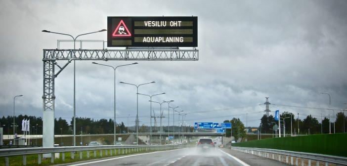 Võta vaiksemalt: homsest maanteel enam 100 ja 110 km/h sõita ei saa