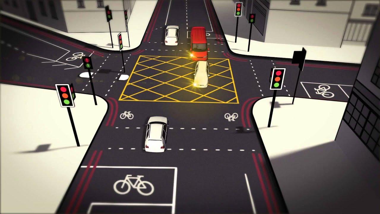 """VIDEO """"Kollase kasti ristmik"""" motveerib autojuhte ristuva liiklusega arvestama"""