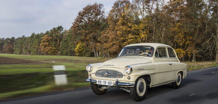 Uus Škoda Octavia on esitletud: kust see aga 60 aastat tagasi oma nime sai?