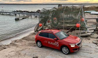 aasta auto soomes 2020 škoda kamiq