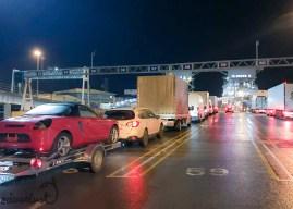 Šotimaale MR2 järele: Glasgow'st Doverisse, kui kõik läheb tuksi… ja ei lähe ka