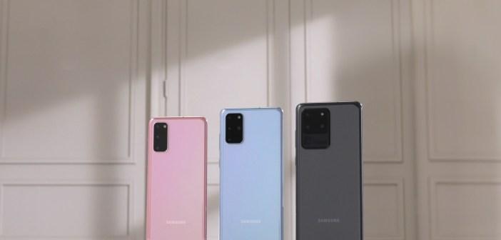 Samsung Galaxy S20 – üks mudel, kolm telefoni
