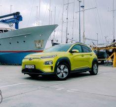 Kojamehed: Hyundai Kona Electric pakub lohutust linnadžiipide austajatele