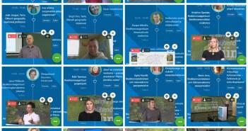 Ja tehtud! Eestis toimus esimene suur puute-ja kontaktivaba virtuaalkonverents