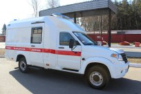 UAZ Profil põhinev kiirabi