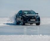 Viimane seiklus enne karantiini – Lexus RX Baikali järvejääl