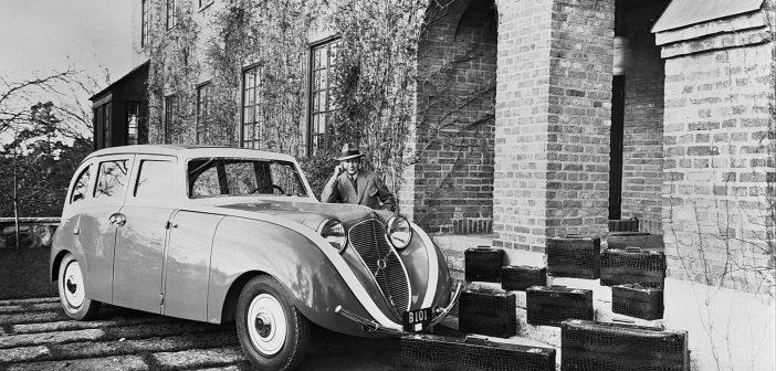 Põnev autoajalugu: Volvo Venus Bilo, maailma esimene ideeauto